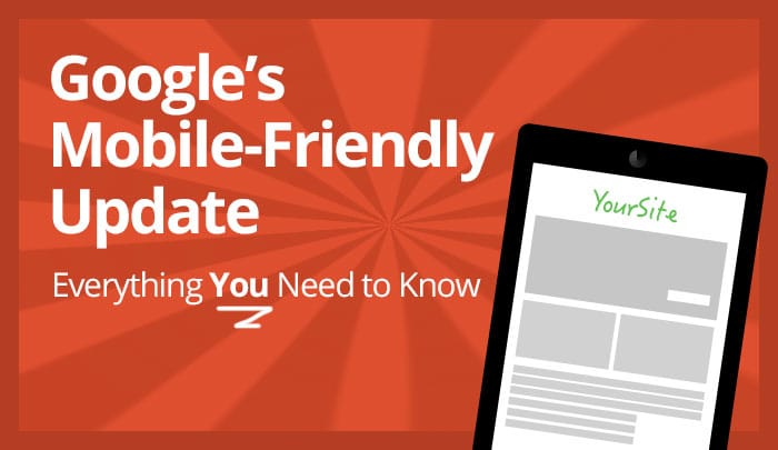 Google Mobile-Friendly Update